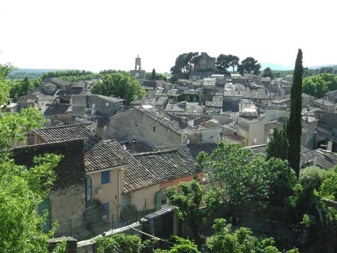 Village provencal - Maison d'hôtes Provence